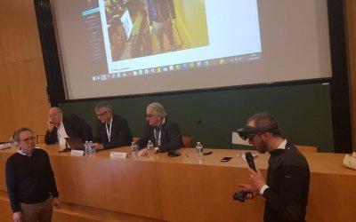 Première mondiale dans le domaine des maladies artérielles au Colloque URML Normandie